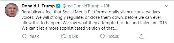 Edan Gelt - President Trump Tweet 3